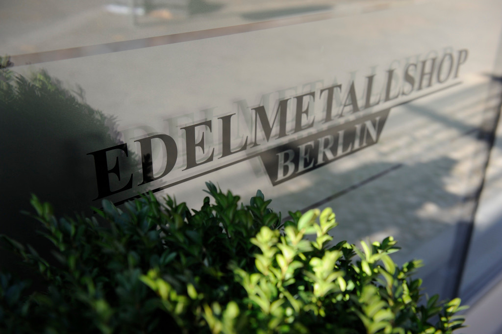 Edelmetallshop Berlin